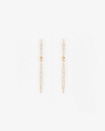 Gem Drop Earrings