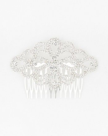 Gem Hair Comb
