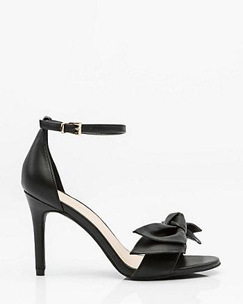 Bow Ankle Strap Sandal