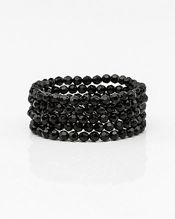 Firepolish Gem Stretch Bracelets
