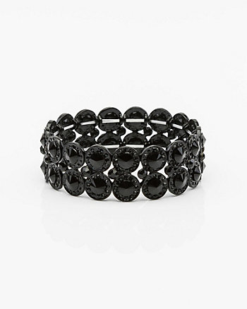 Gem Stretch Bracelet