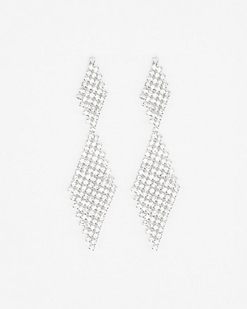 Drape Chain Earrings