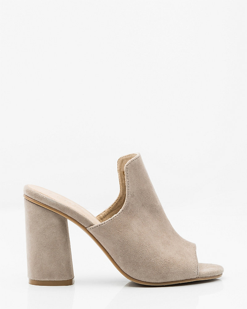 54f2b969b YOU MAY ALSO LIKE. Previous. image. Ankle Strap Sandal.  59.95. image. Flared  Heel Two-Banded Slide