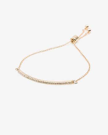 Gem Slider Bracelet