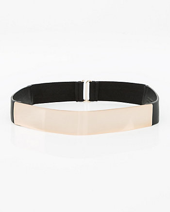 Metal-Plate Belt