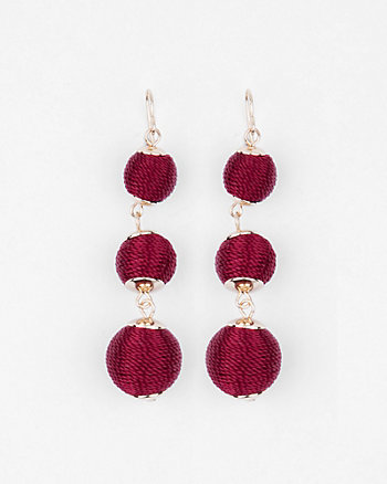 Ball Drop Earrings