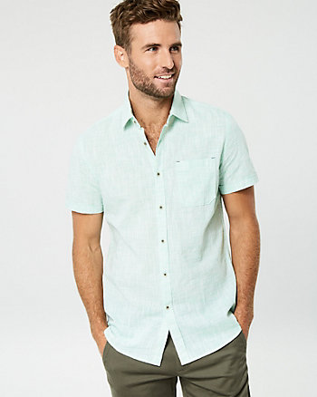 75ed4698 Mens Dress Shirts | Casual Shirts | Slim, Tailored, Athletic and ...