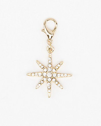 Star-Shaped Bracelet Charm