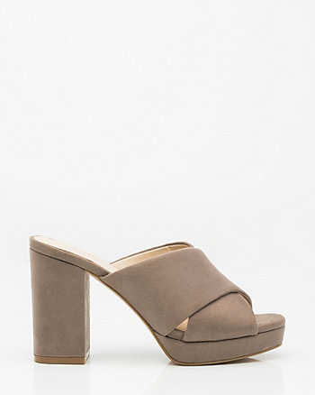 Criss-Cross Platform Slide
