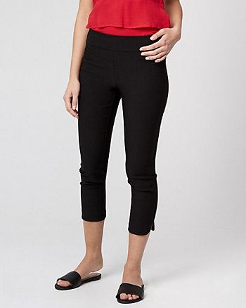 Tech Stretch Skinny Leg Crop Pant