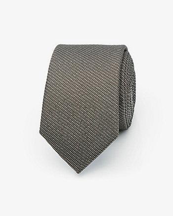 Metallic Skinny Tie