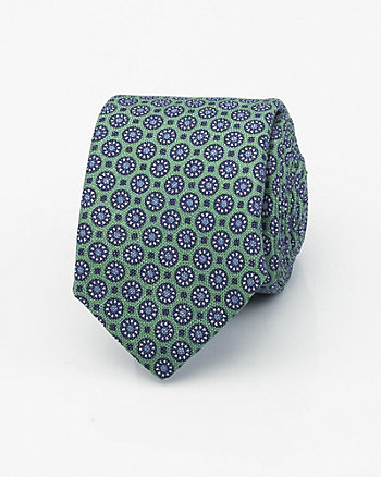 Italian-Made Silk Blend Tie