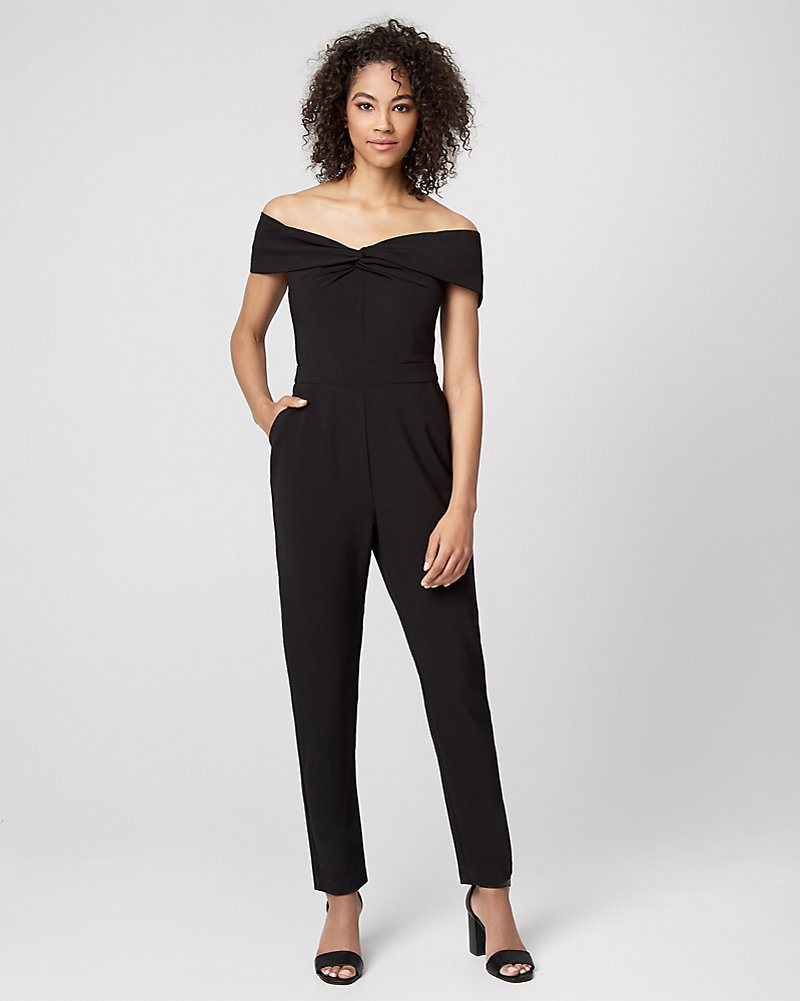 0d5e7baf13 YOU MAY ALSO LIKE. Previous. image. Gabardine Sweetheart Ruffle Jumpsuit