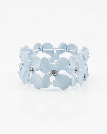 Floral Stretch Bracelet