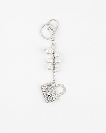 Purse-Shaped Bag Charm