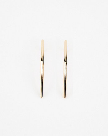 Curved Stick Earrings