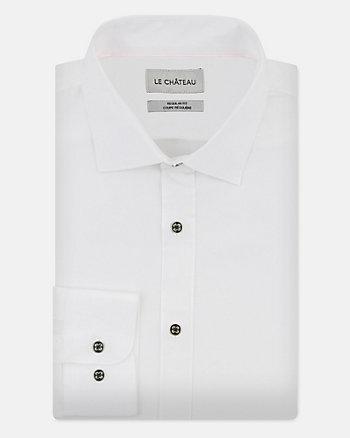 Stretch Poplin Regular Fit Shirt