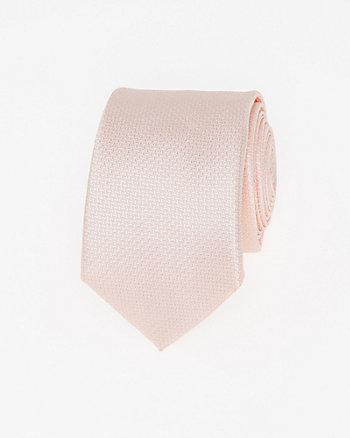 Novelty Print Microfibre Skinny Tie