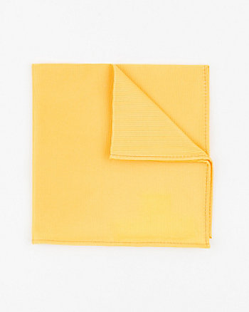 Stripe Microfibre Pocket Square