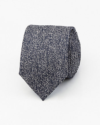 Two-Tone Silk Tie