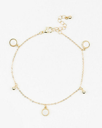 Pearl-Like Anklet
