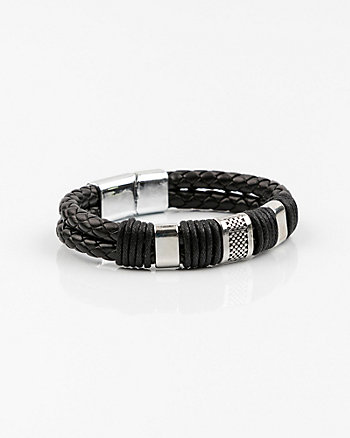 Leather-Like Bracelet
