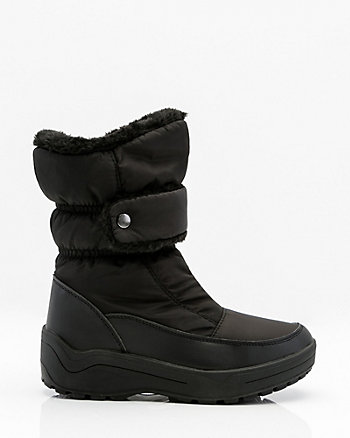 Round Toe Winter Boot