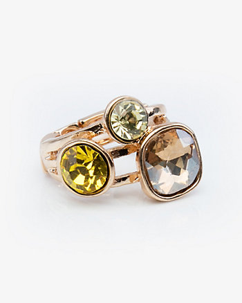Gem Stretch Ring