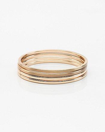 Metal Bangle Bracelets