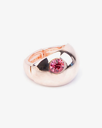 Gem Dome Ring