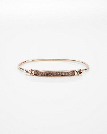 Glitter Bar Bracelet