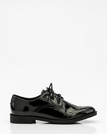 Patent Oxford Shoe