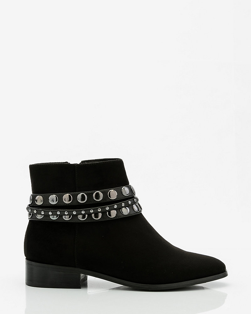 505d7c721a Studded Ankle Boot   LE CHÂTEAU
