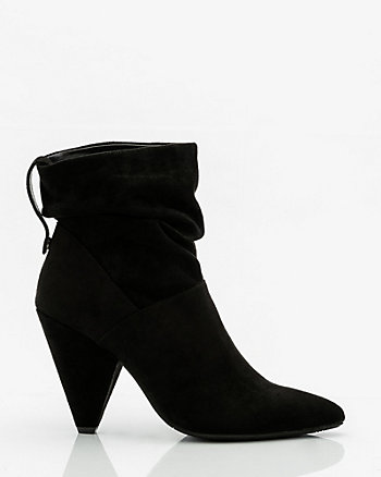 5997531929b Pointy Toe Cone Heel Ankle Boot ...