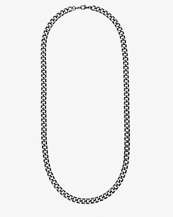 Metal Link Necklace