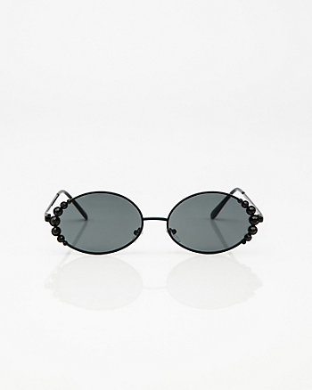 Jewel Embellished Sunglasses
