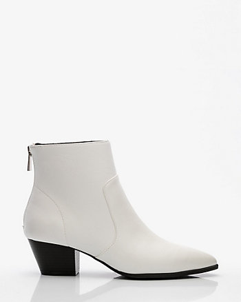 Pointy Toe Ankle Boot