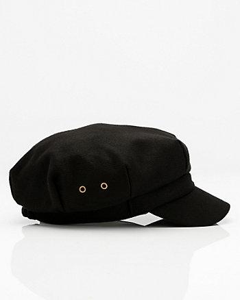 Herringbone Poor Boy Hat