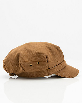 Herringbone Poor Boy Hat