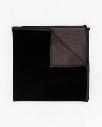 Velvet Pocket Square