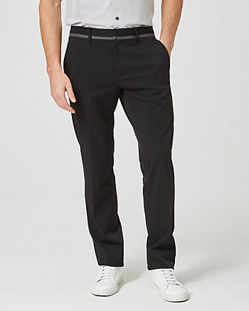 Bi-Stretch Slim Leg Pant