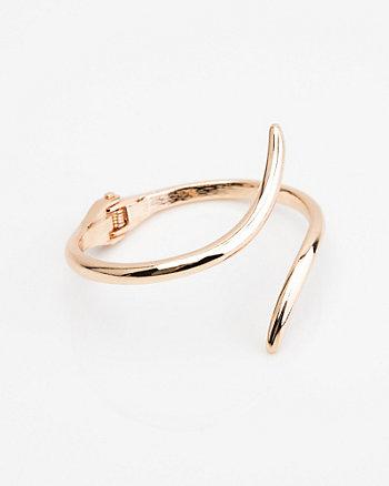 Metallic Hinge Bracelet