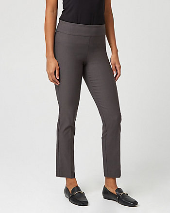 Technical Stretch Pull-On Slim Pant