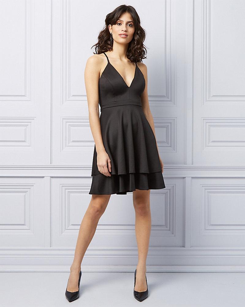 cab230176e4e Knit Fit   Flare Skater Dress