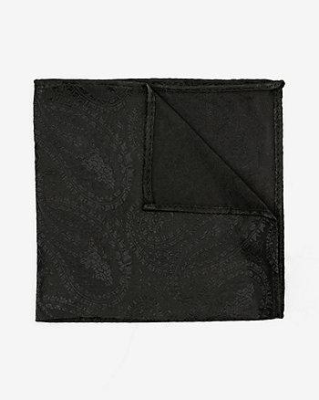 Mouchoir de poche à motif cachemire