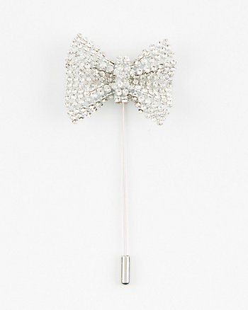 Embellished Lapel Pin