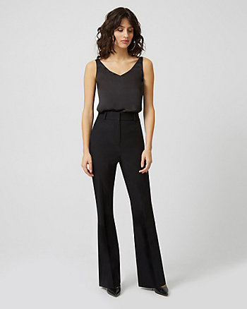 Tech Stretch Flare Leg Trouser