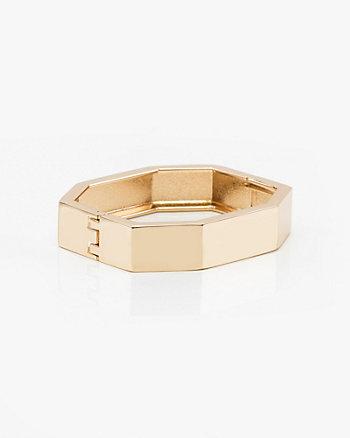 Octagon Cuff Bracelet