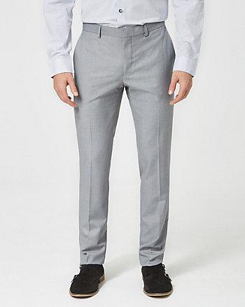 Pantalon en mélange de viscose