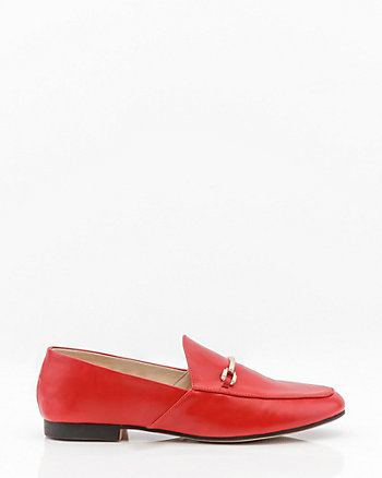 Collapsible Back Loafer Mule
